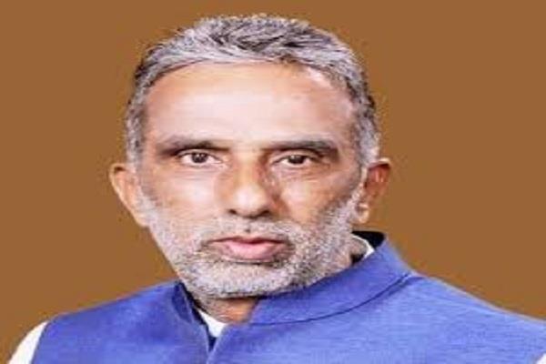 gurjar praising bjp government despite protests in the area